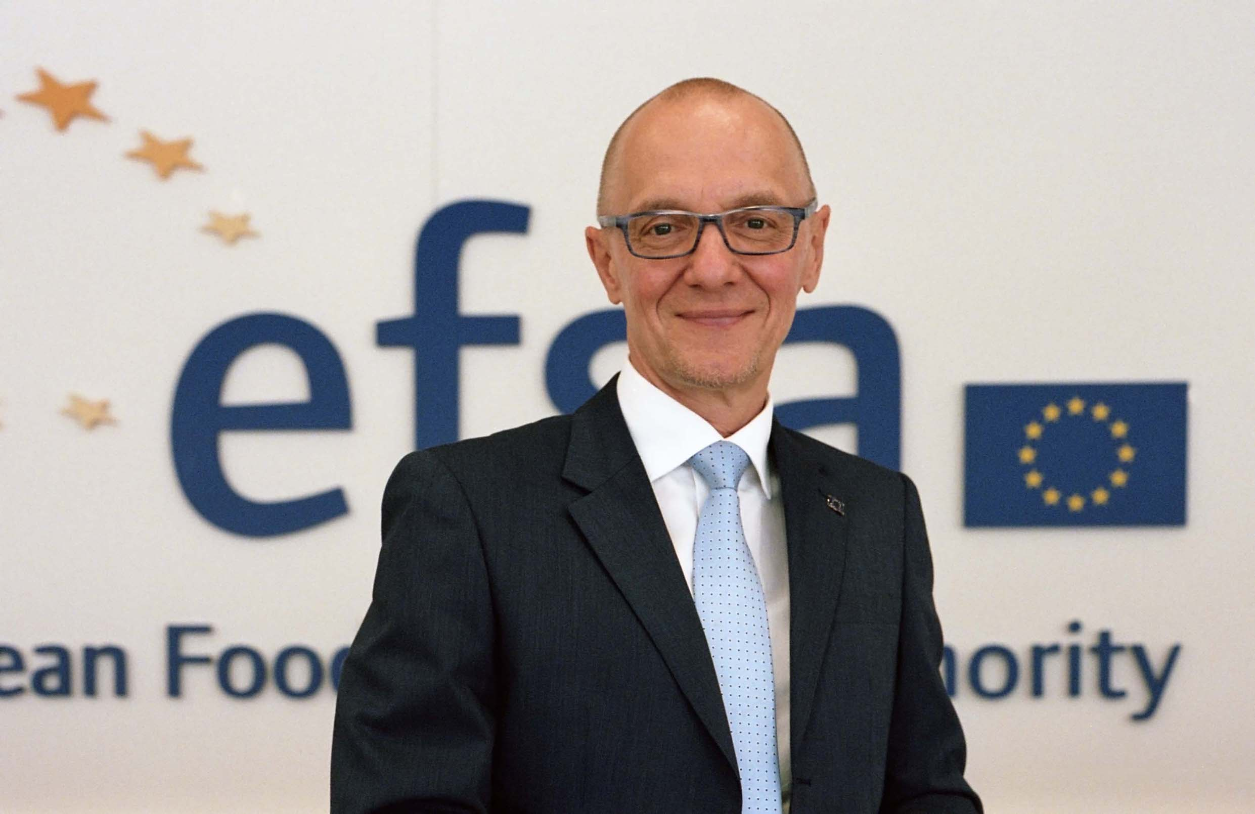 Bernhard Url, Executive Director of the European Food Safety Authority (EFSA)