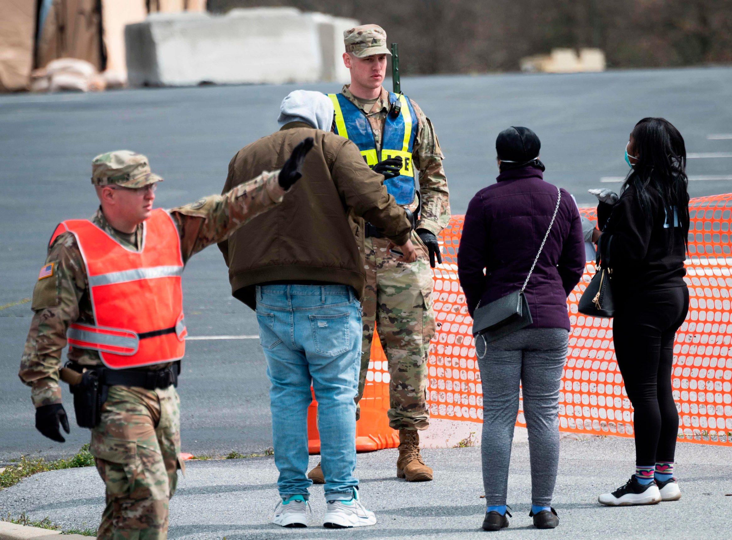 Na ulice američkih gradova izašla je Nacionalna garda kako bi brinula za red, a Domovinska sigurnost i FBI se bore s teroristima