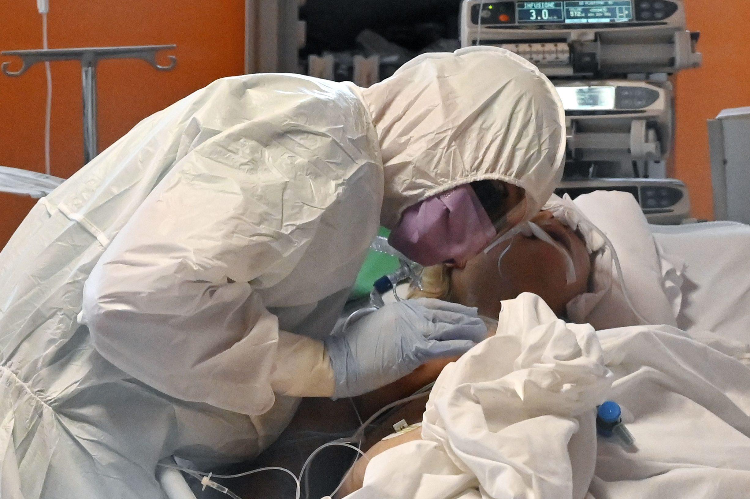prizor iz bolnice Casal Palocco