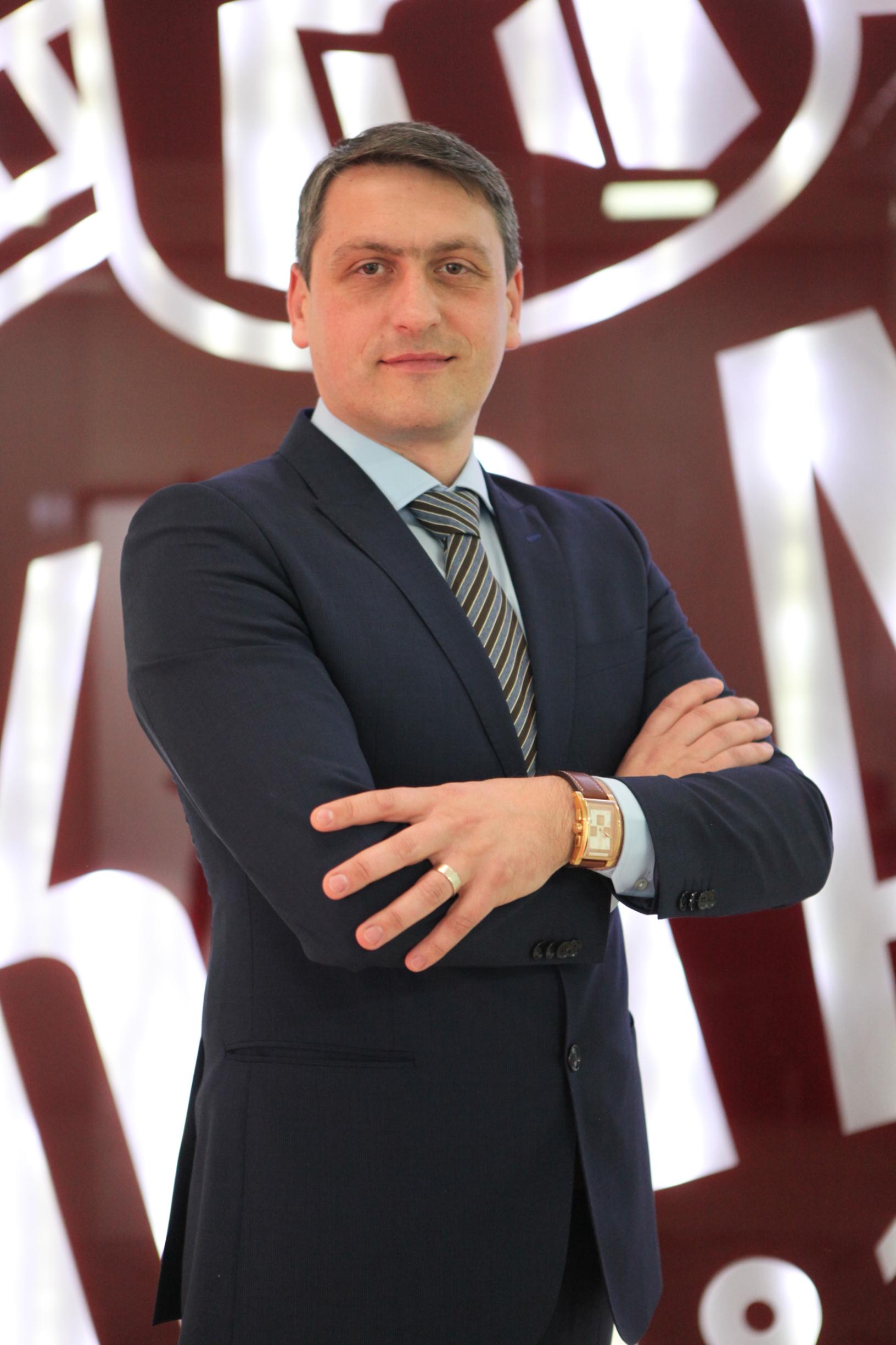 Josip Šiljeg, direktora Kraš-Trgovine d.o.o.