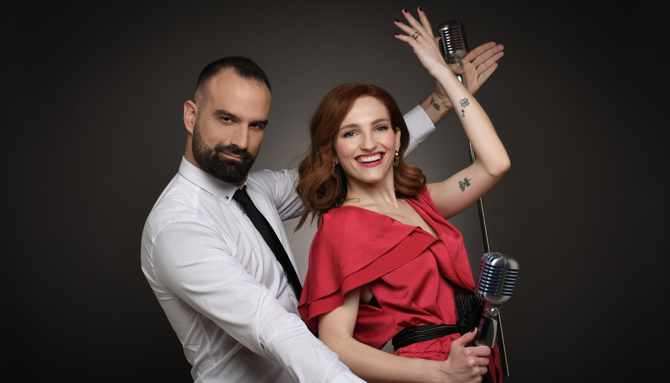 Ivan Šarić i Antonia Matković Šerić