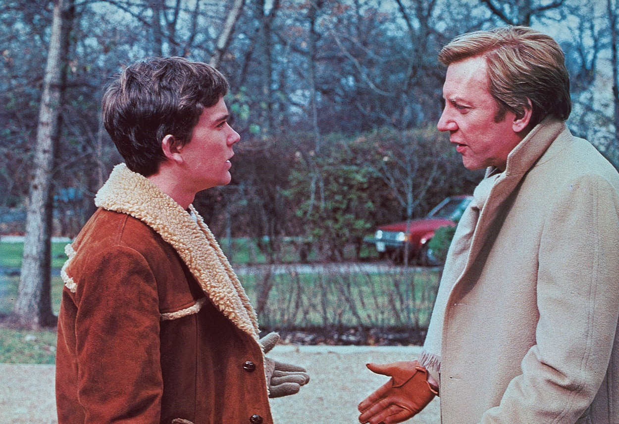 Ordinary People, aka: Eine ganz normale Familie, aka: Des gens comme les autres, USA 1980, Regie: Robert Redford, Darsteller: Timothy Hutton, Donald Sutherland, Image: 379495468, License: Rights-managed, Restrictions: Nur redaktionelle Nutzung im Zusammenhang mit dem Film. Editorial usage only and only related to the movie. Im Falle anderer Verwendungen, kontaktieren Sie uns bitte. For other uses, please contact us., Model Release: no, Credit line: IFTN / United Archives / Profimedia