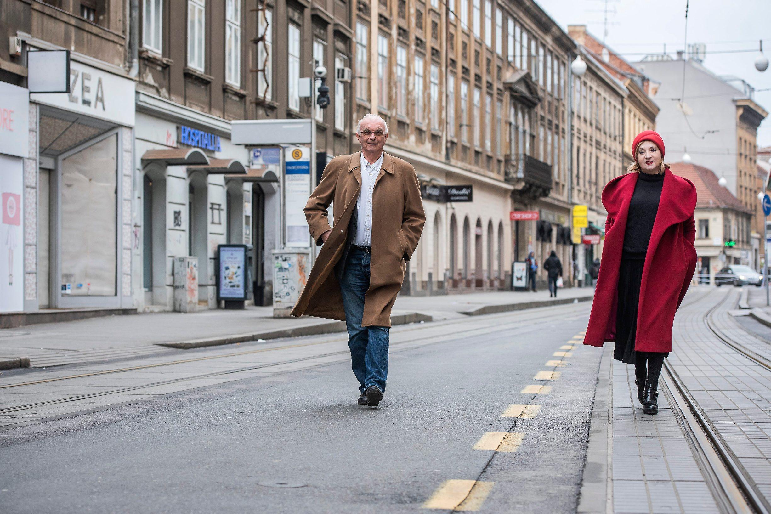 Branko Silađin i Mirjana Dugandžija