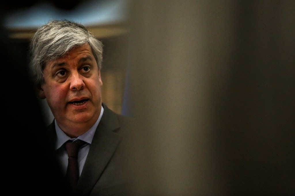 Portugalski ministar financija Mario Centeno