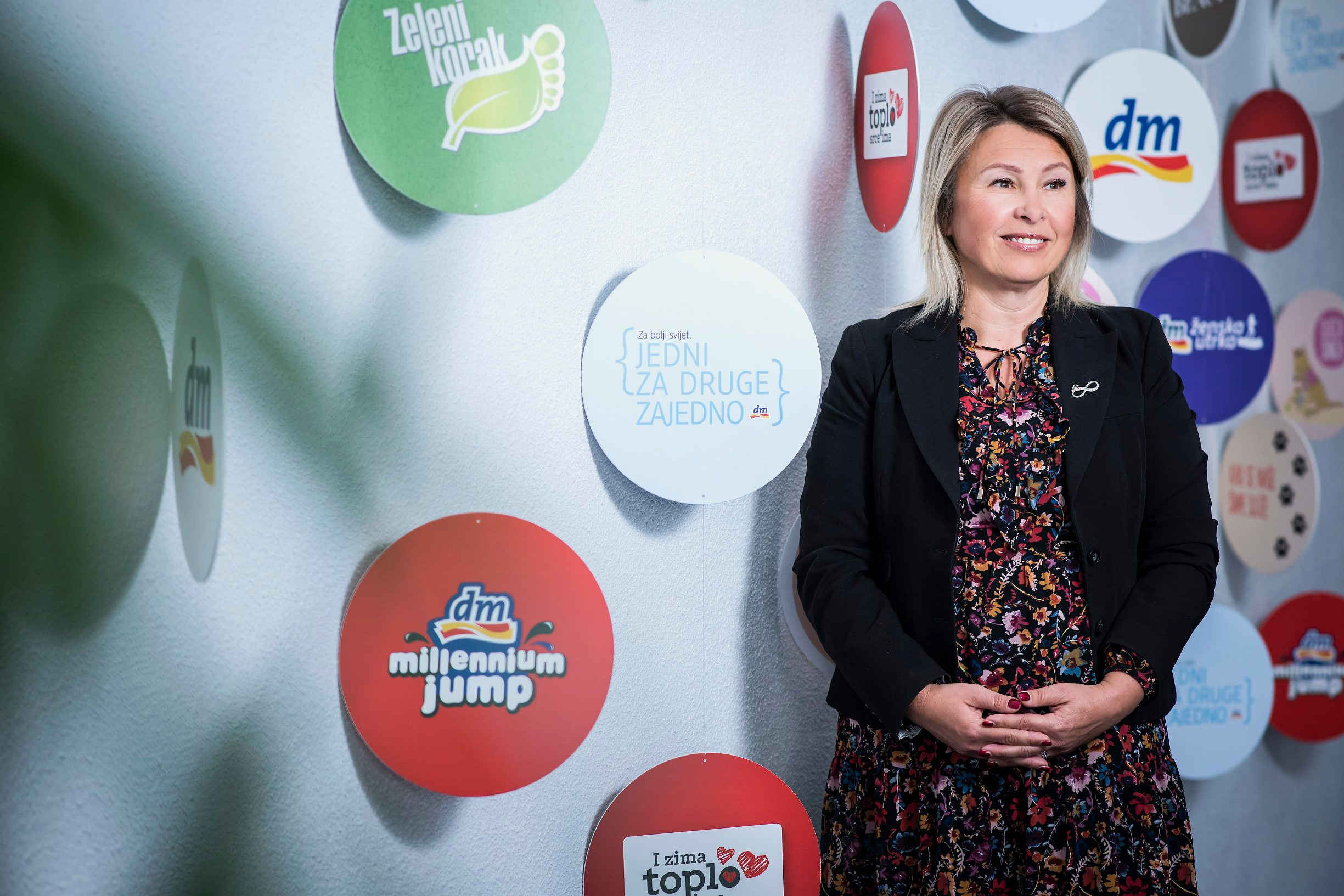 Gordana Picek, članica Uprave dm-a u Hrvatskoj