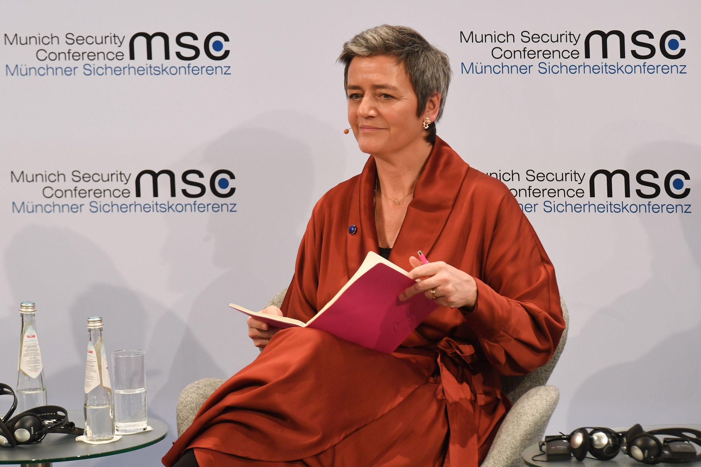 Margrethe Vestager, potpredsjednica Europske komisije