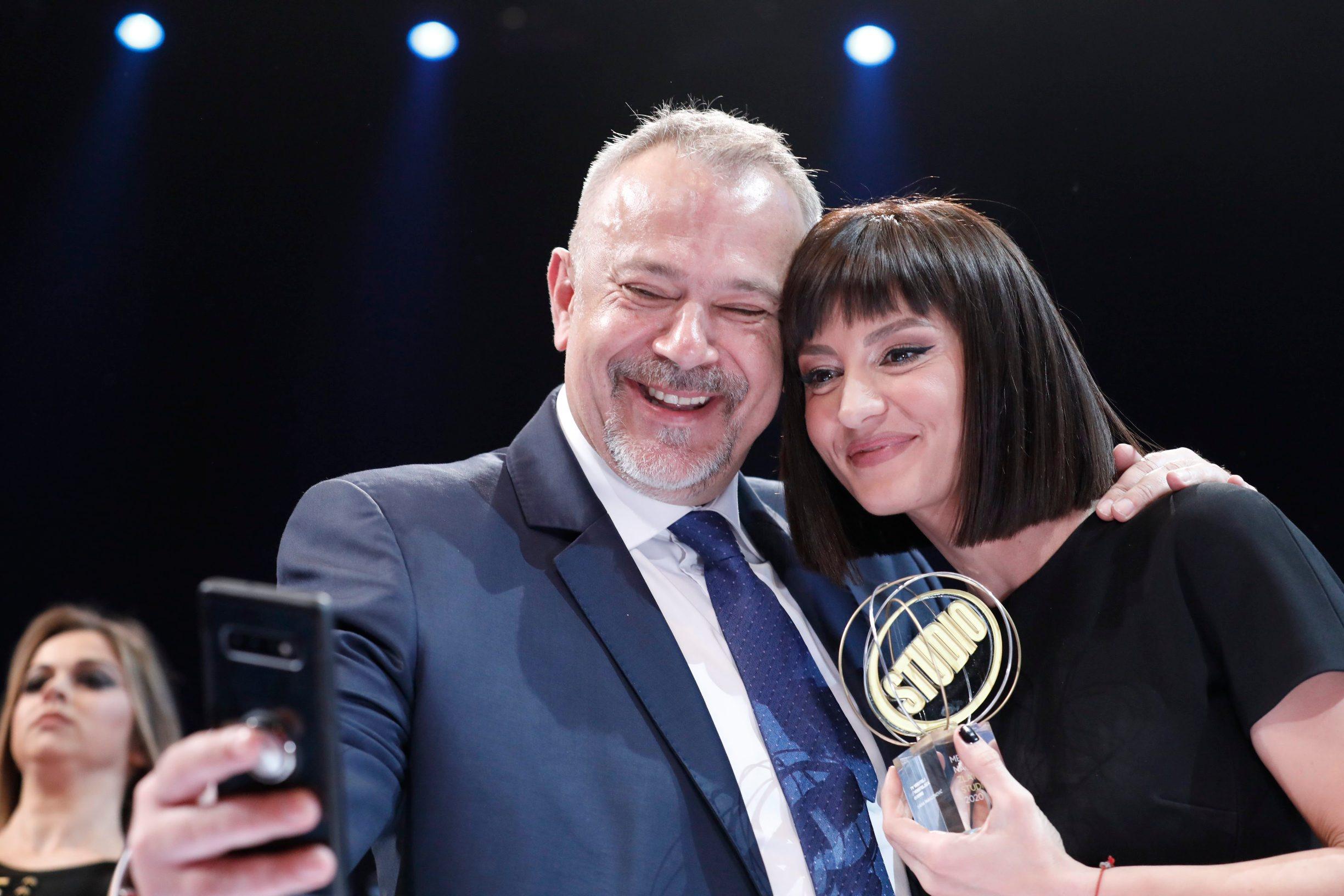 Zoran Šprajc i Ivana Paradžiković