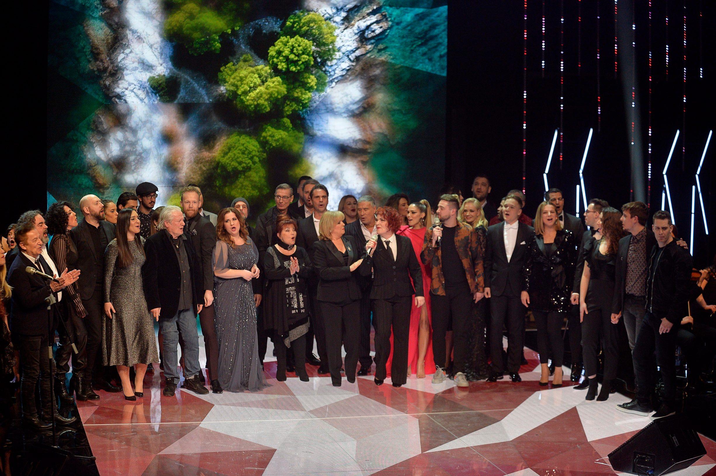Band Aid Zlatni Studio 2020.
