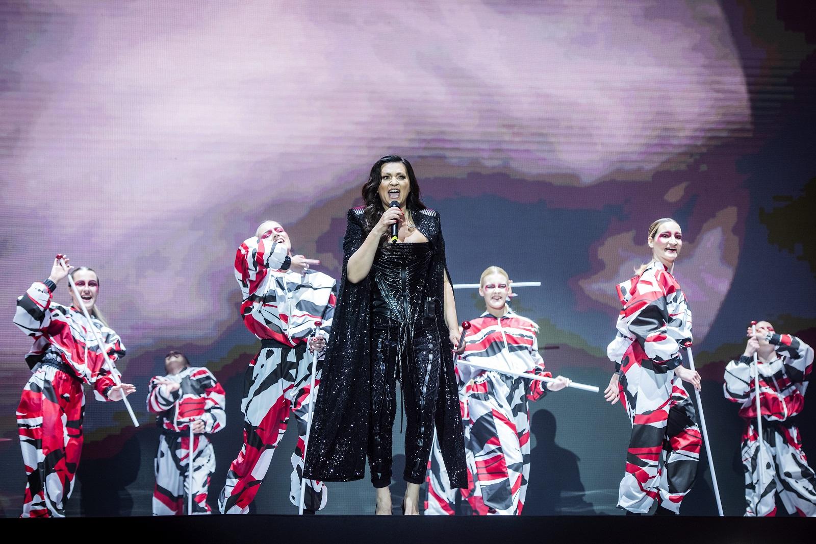 Zagreb, 070320. Koncert Nine Badric u Areni Zagreb. Foto: Neja Markicevic / CROPIX