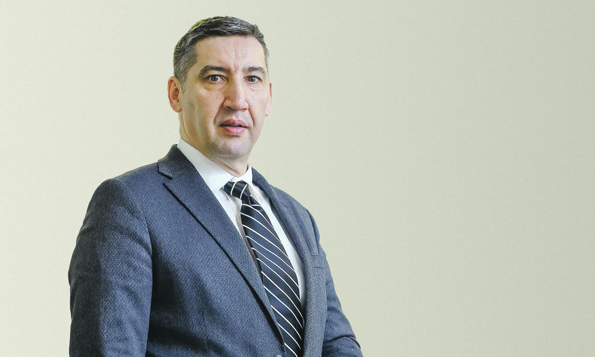 Laurentiu Florin Dimitriu, predsjednik Uprave Nestle Adriatic
