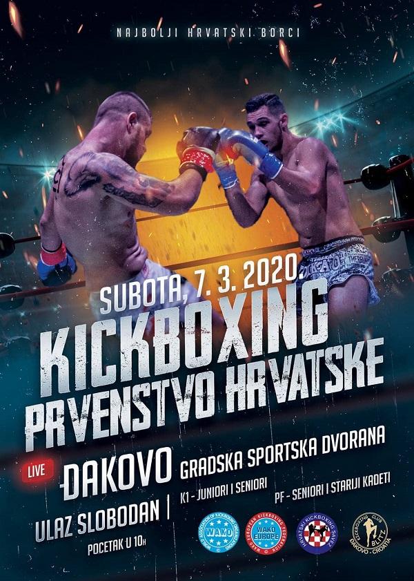 Kickboxing prvenstvo