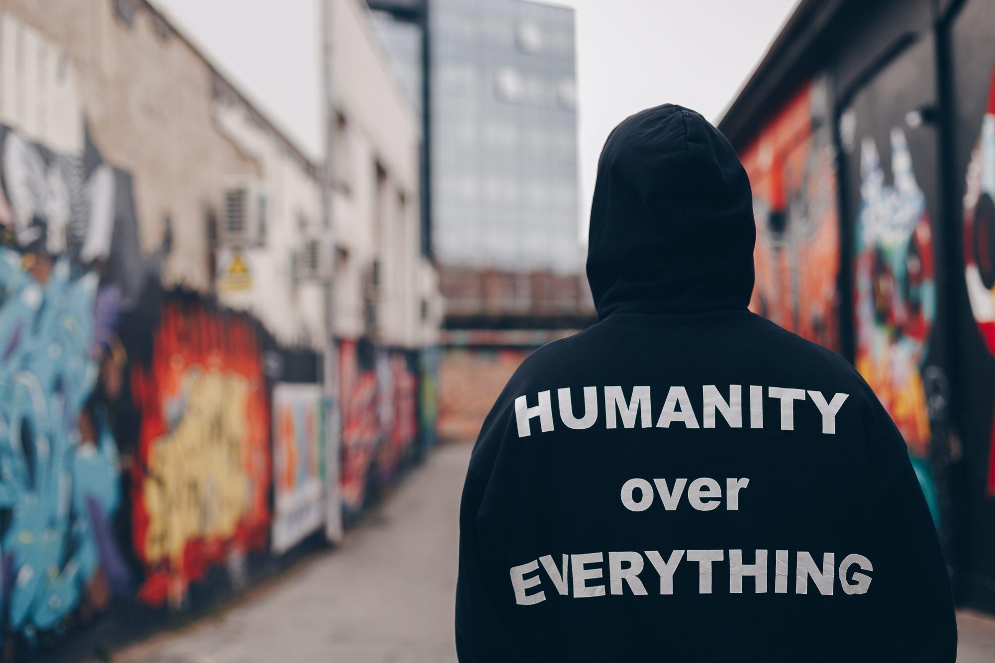 Zagreb, 040320.  Portret Svena Vlahoviceka, osnivaca humanitarnog projekta Humanity Over Everything.  Foto: Sara B. Moritz / CROPIX