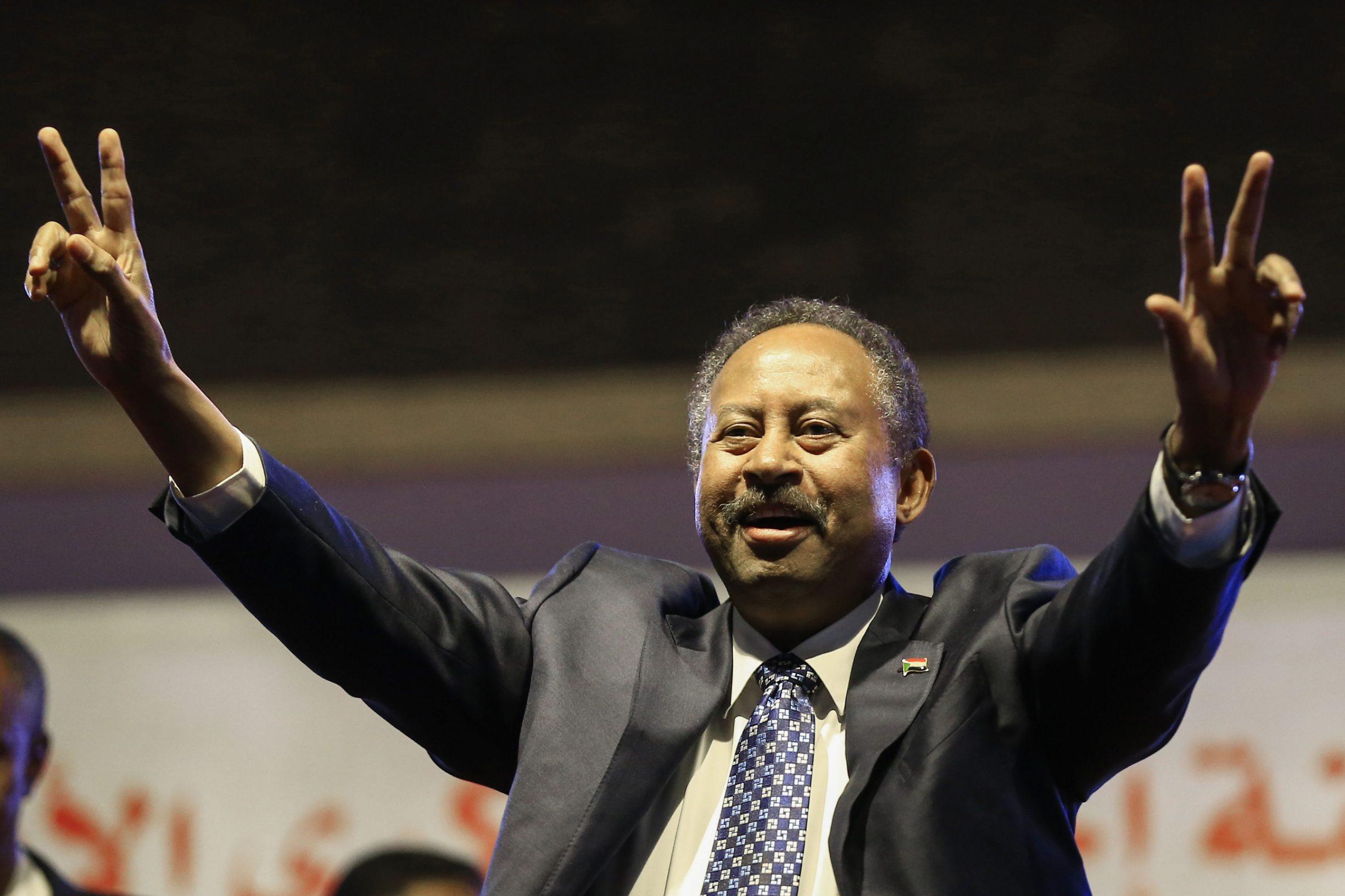 Sudanski premijer Abdulah Hamdok