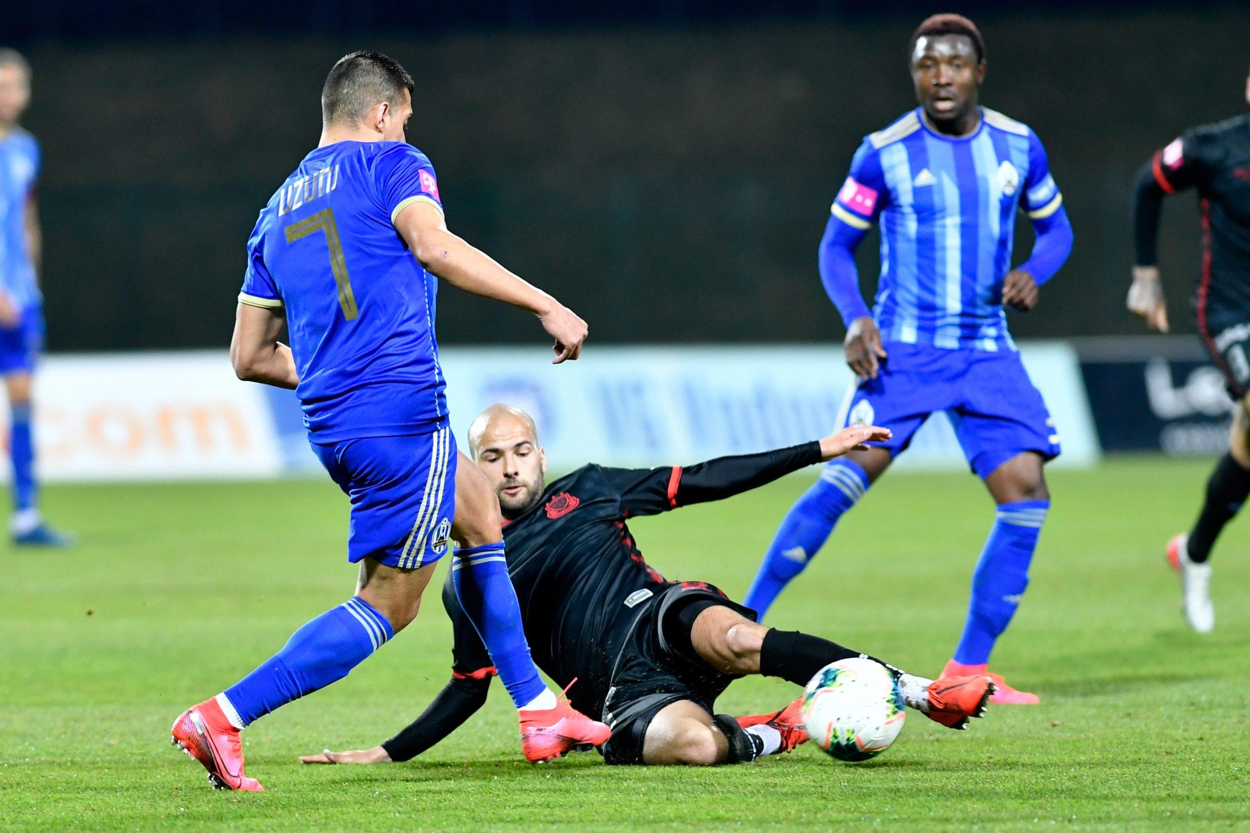 Velika Gorica, 090320.  Gradski stadion. Utakmica 26. kola Prve HNL, Gorica - Lokomotiva. Foto: Goran Mehkek / CROPIX