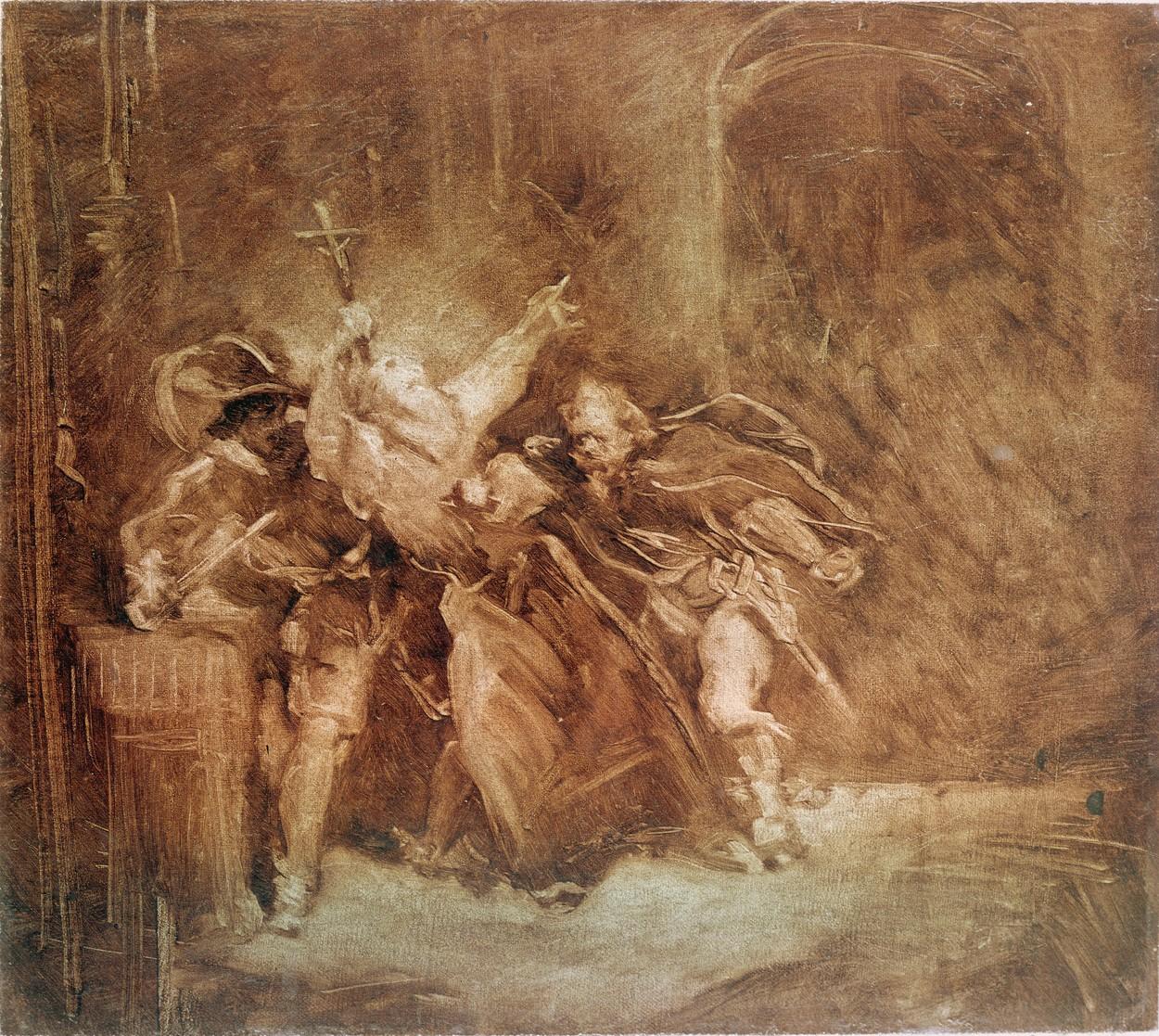 Ubojstvo Thomasa Becketa