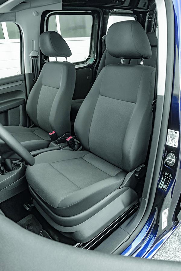 VW Caddy 1.6 TDI 2014.
