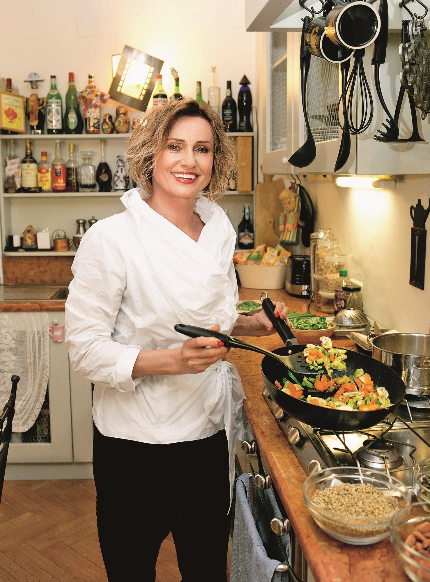 almira osmanovic za rubriku kuhinja, zagreb, 090420, zagreb foto ines stipetic