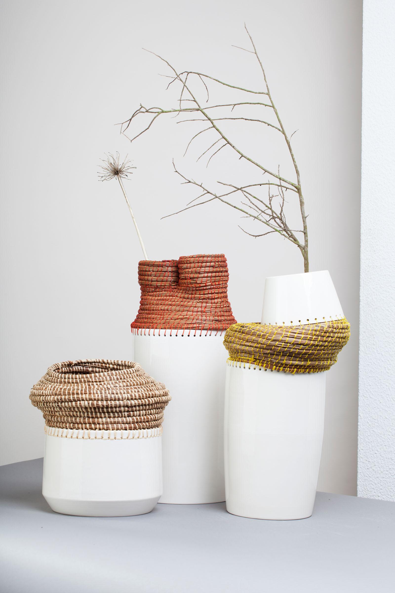 Caruma pieces by Eneida Tavares for VICARA 2