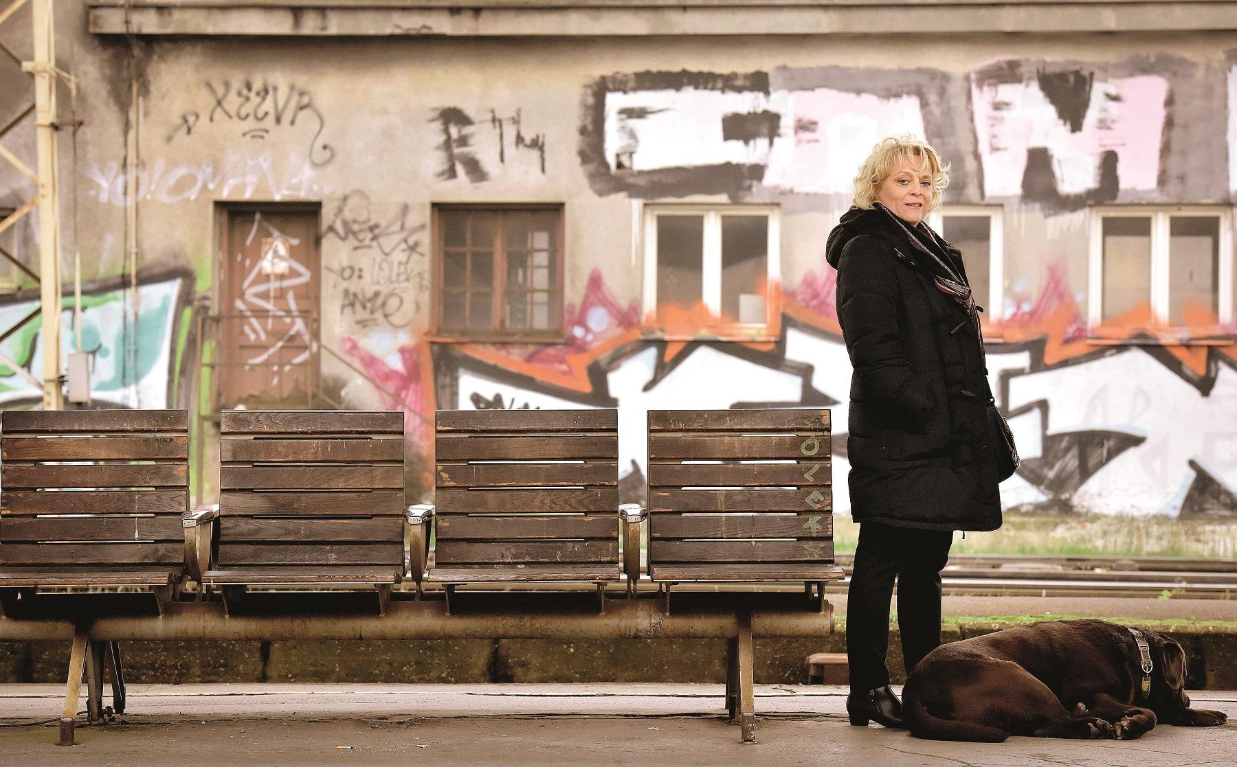Zagreb, 261116. Maja Mamula, koordinatorica Zenske sobe - Centra za seksualna prava. Foto: Sandra Simunovic / CROPIX