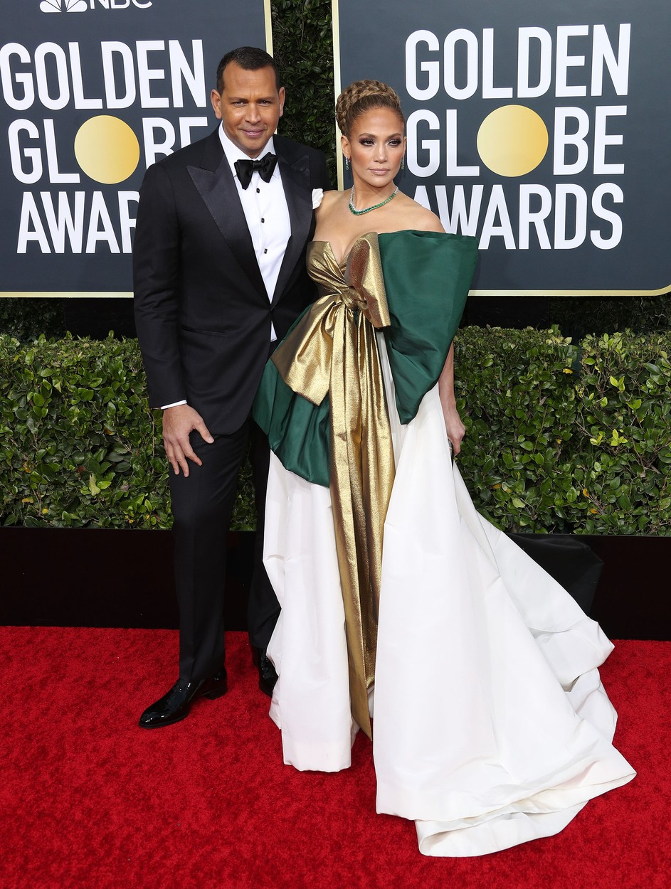 77th Annual Golden Globe Awards - Arrivals. 05 Jan 2020, Image: 491254694, License: Rights-managed, Restrictions: World Rights, Model Release: no, Credit line: Jen Lowery / MEGA / The Mega Agency / Profimedia