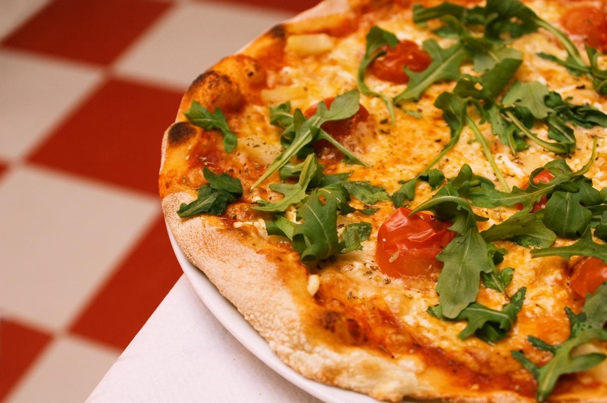 Italian pizza macro