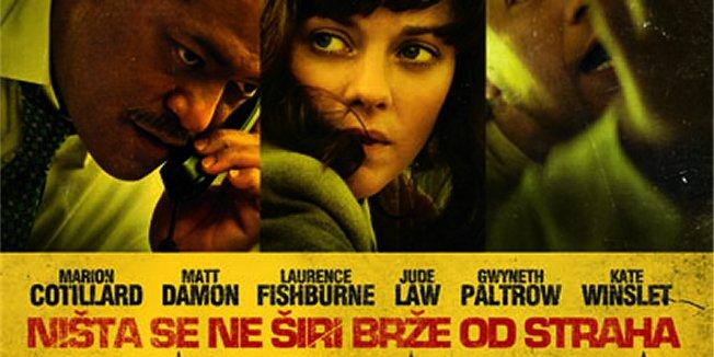 Otkad se Covid-19 pojavio u Kini, film je skočio na sam vrh ljestvice najtraženijih filmova na svim digitalnim servisima