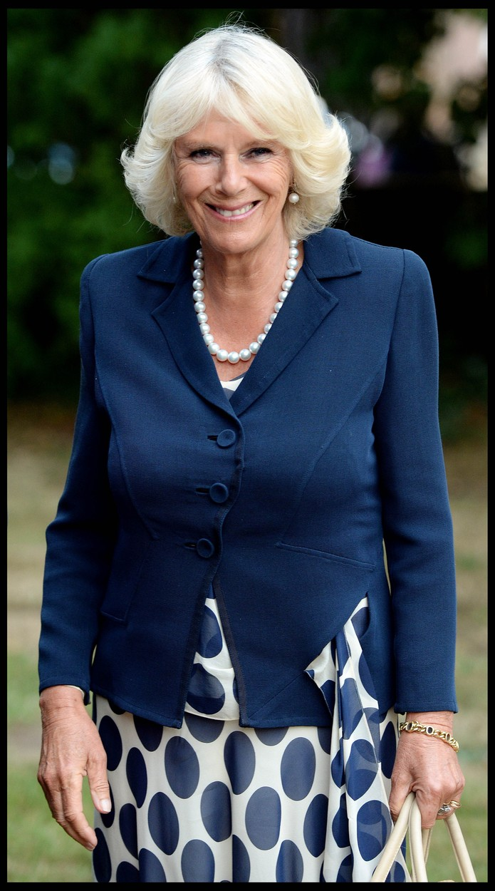 101877, LONDON, UNITED KINGDOM - Tuesday July 30, 2013. Charles, Prince of Wales and Camilla, Duchess of Cornwall attend a concert at St Peter and St Paul Church in London. **UK, AUSTRALIA & NZ OUT**, Image: 167522997, License: Rights-managed, Restrictions: RESTRICTIONS APPLY - SEE CAPTION, Model Release: no, Credit line: Andrew Parsons / i-Images / Pacific coast news / Profimedia