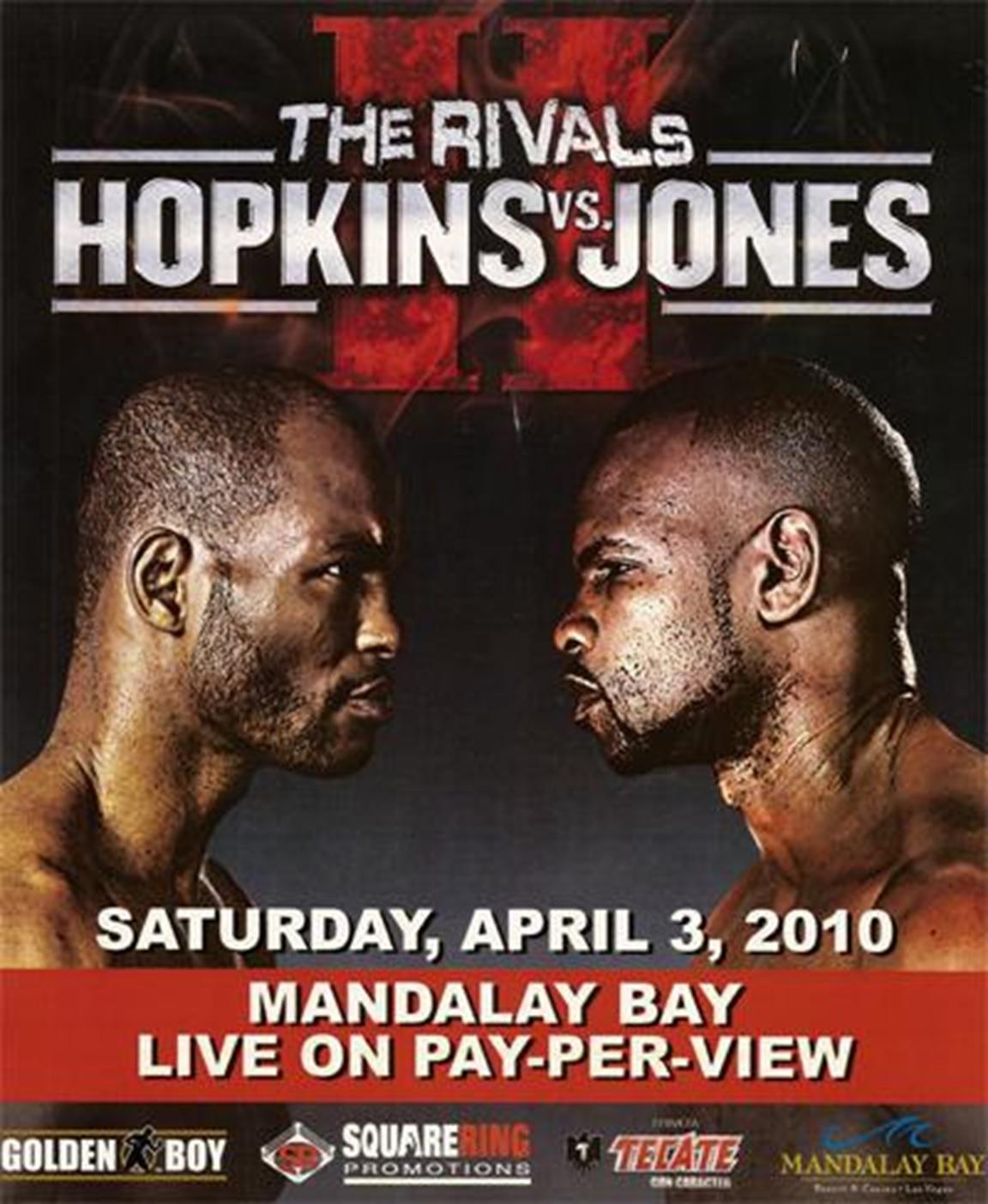 Hopkins vs. Jones
