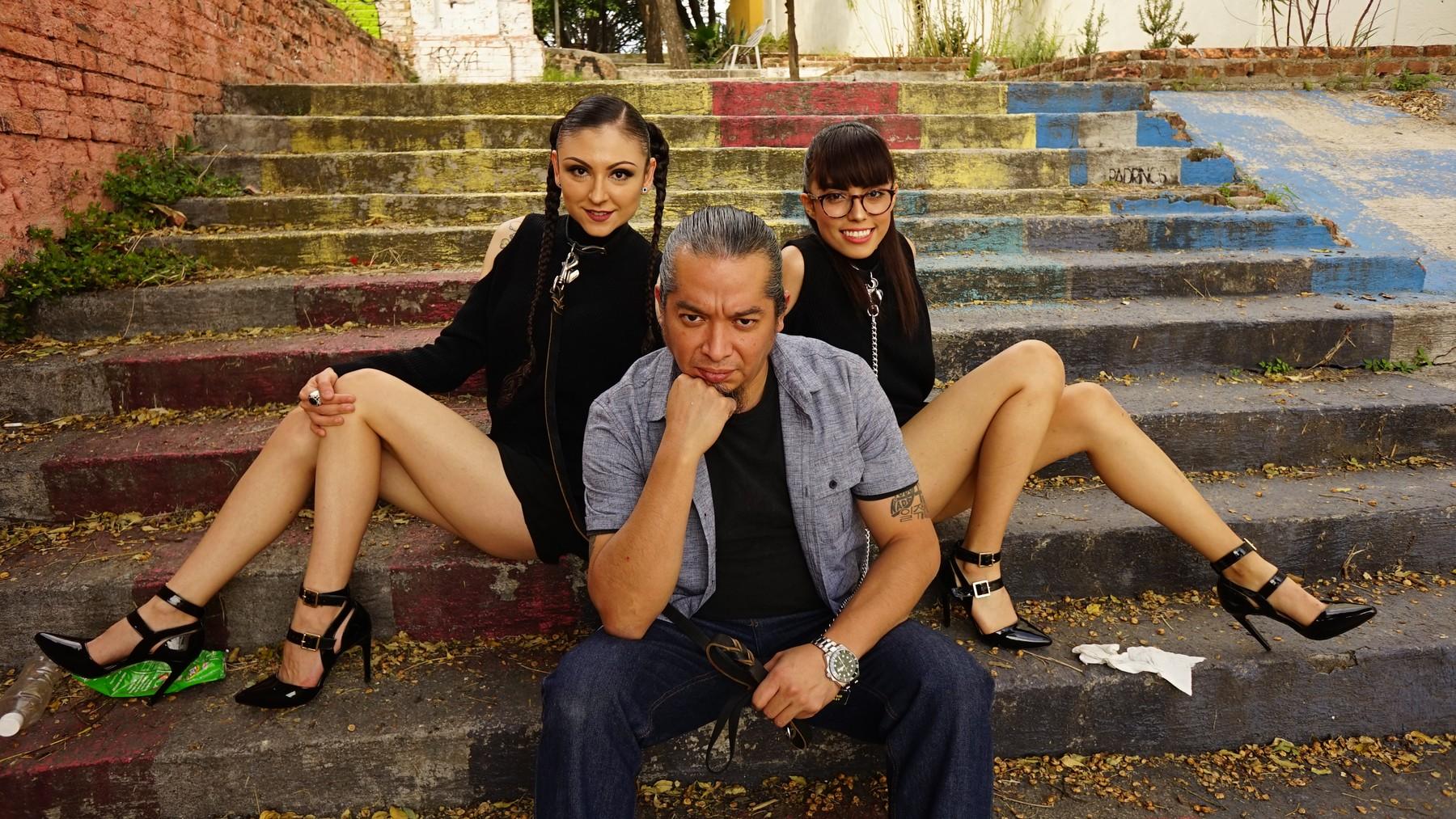 Melin, Rodrigo i Lucy