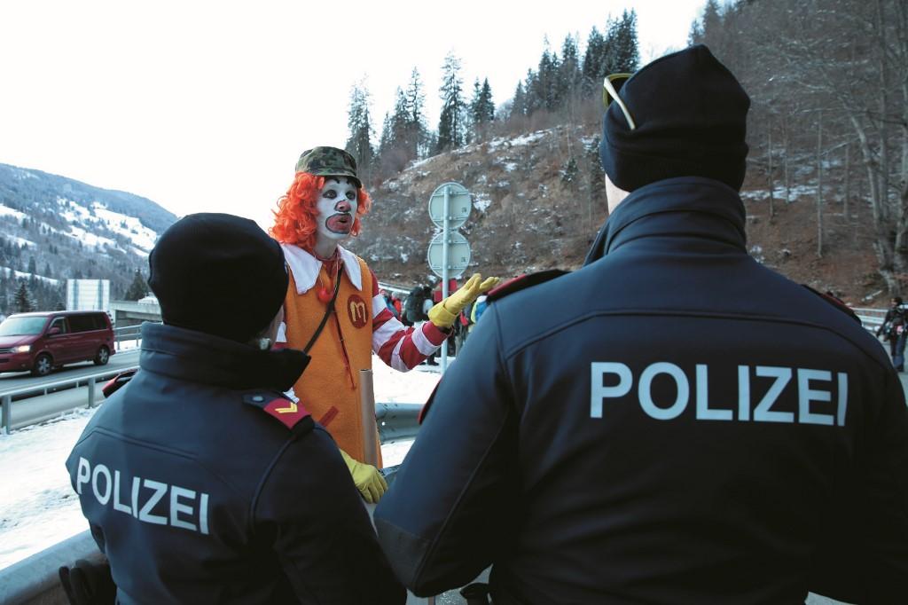Policija Švicarska