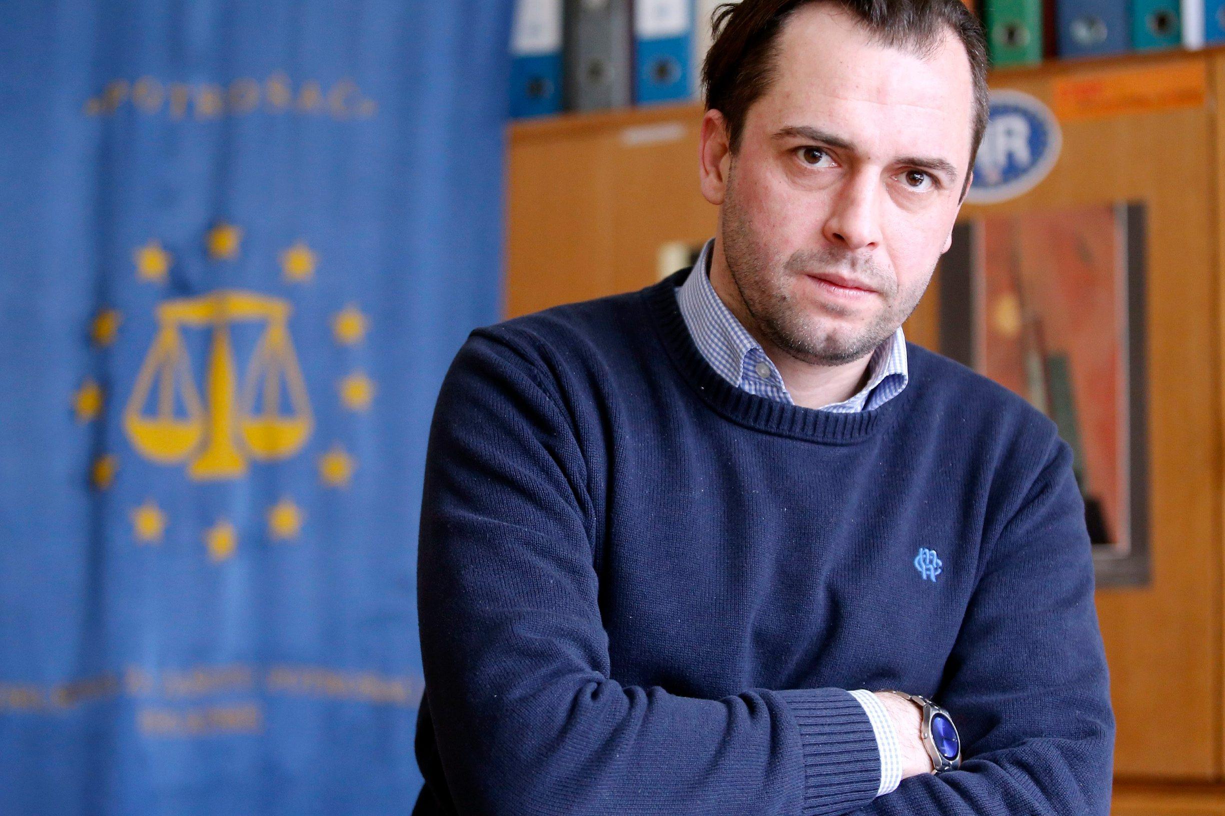 Zagreb, 231216. Udruga Potrosac, Zavrtnica. Igor Vujovic, predsjednik udruge Potrosac. Foto: Marko Todorov / CROPIX