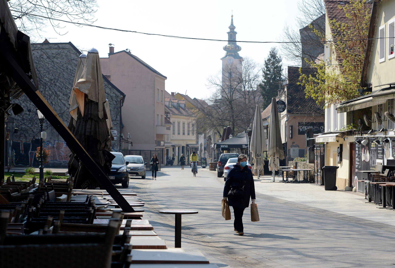 Detalj sa zagrebačkih ulica