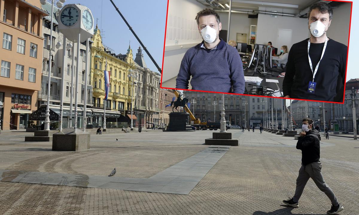 22 03 2020 Live Zagreb Potres Youtube