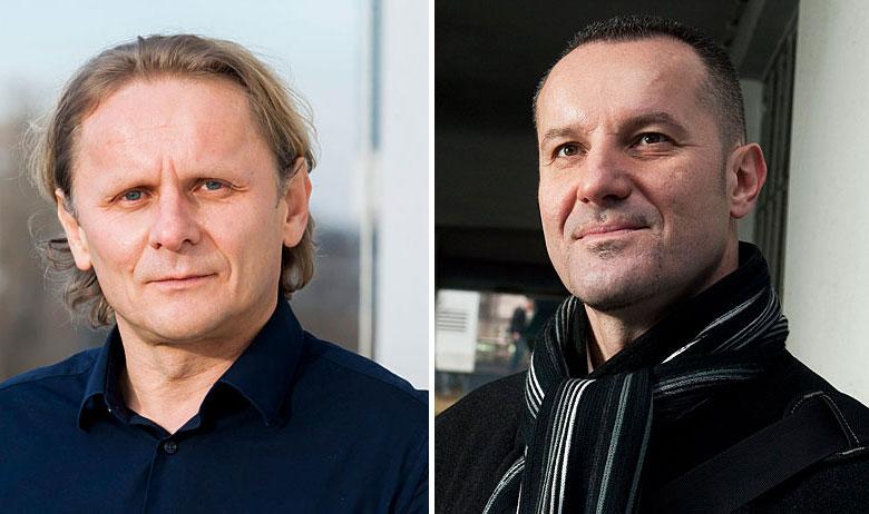 Ivan Đikić i Igor Štagljar