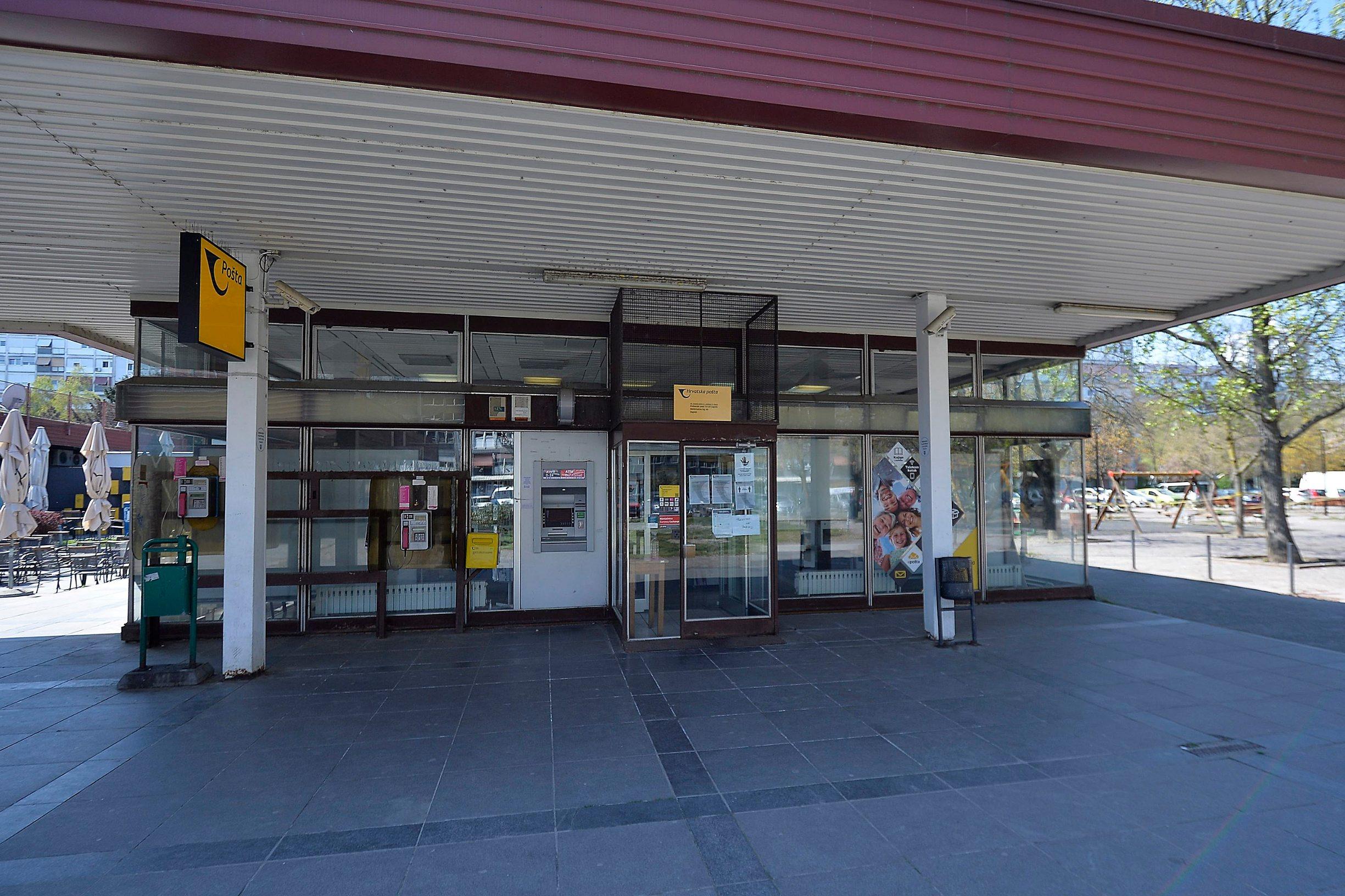 Poštanski ured u Zapruđu