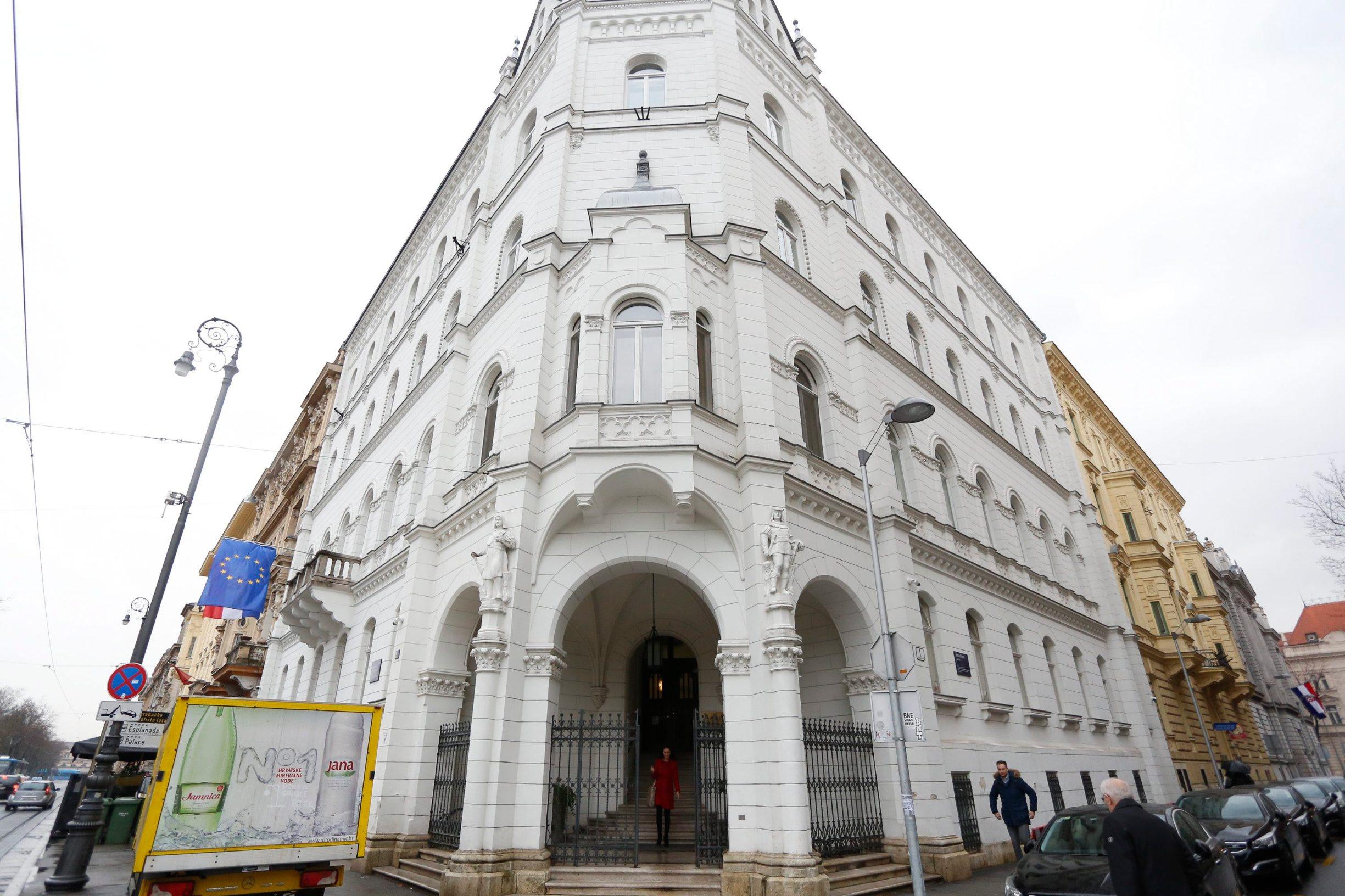 Zgrada HBOR-a