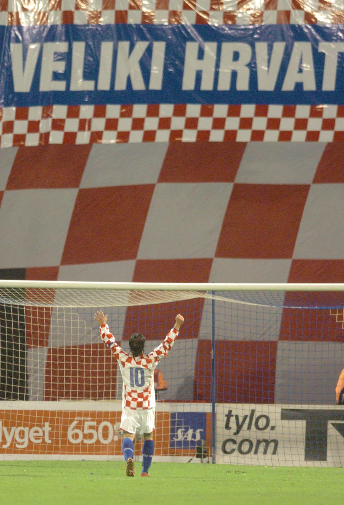08.10.2005. Hrvatska - Svedska 1 - 0   Niko Kovac   snimio N Dugi