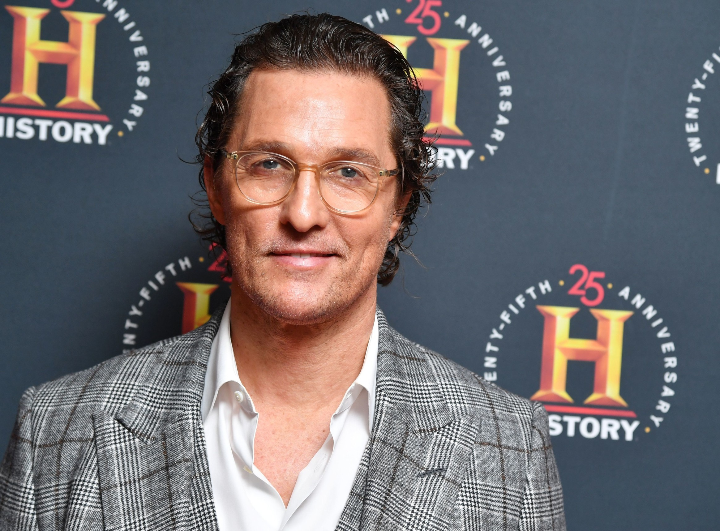 Matthew McConaughey HISTORYTalks Leadership and Legacy event, Arrivals, Carnegie Hall, New York, USA - 29 Feb 2020, Image: 502017506, License: Rights-managed, Restrictions: , Model Release: no, Credit line: Stephen Lovekin/Variety / Shutterstock Editorial / Profimedia