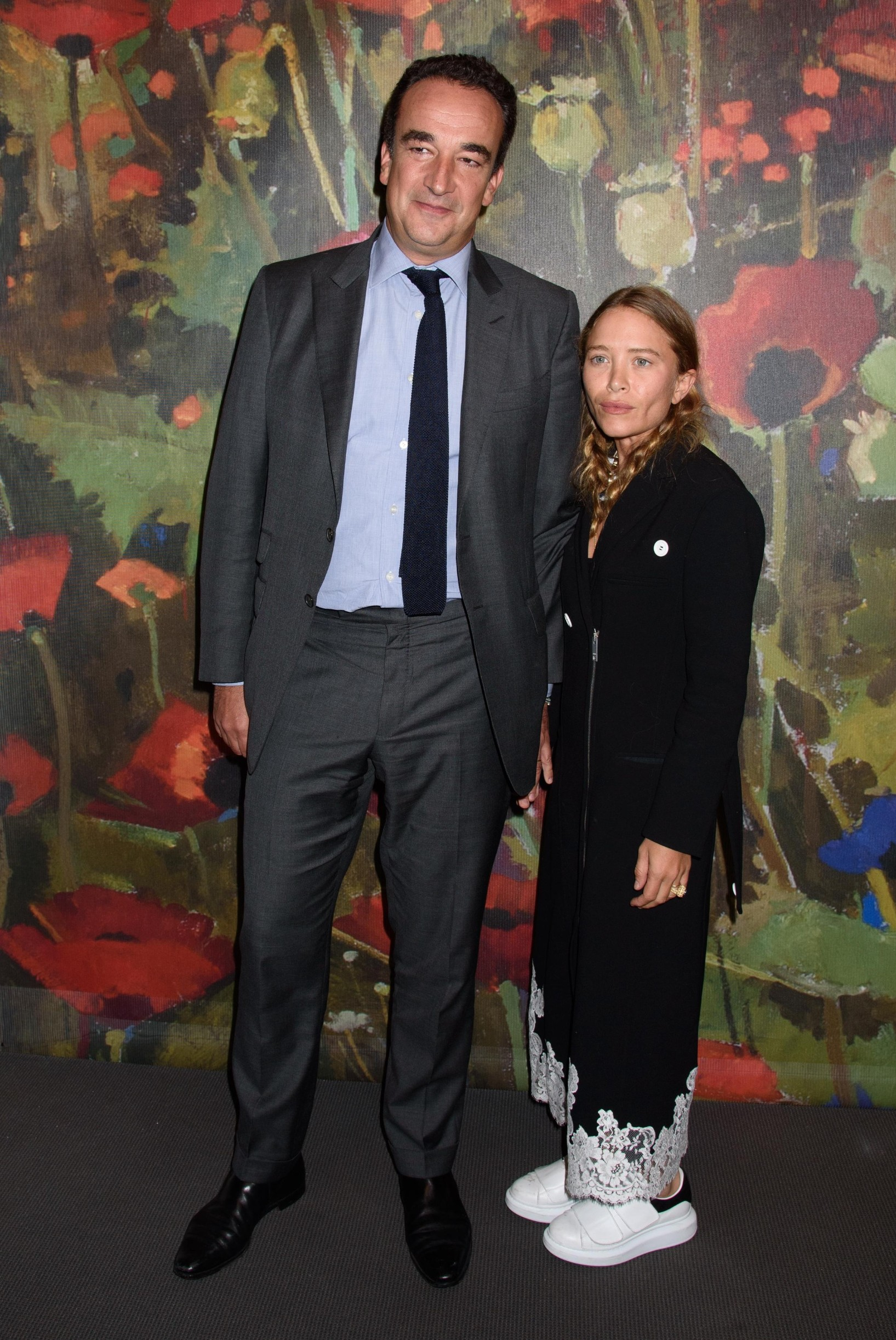 , New York, NY - 20171011 - 'Take Home A Nude' Annual Auction  Sotheby's  -PICTURED: Oliver Sarkozy, Mary Kate Olsen -, Image: 352550620, License: Rights-managed, Restrictions: , Model Release: no, Credit line: Janet Mayer / INSTAR Images / Profimedia