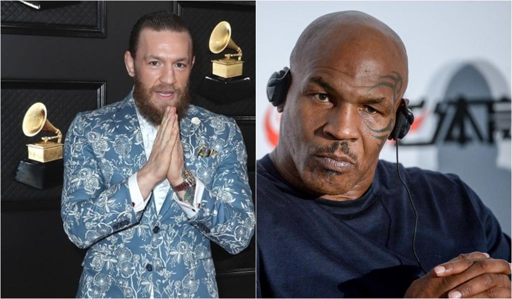Conor McGregor i Mike Tyson