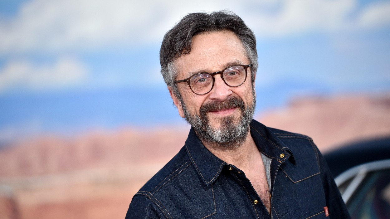 Marc Maron 'El Camino: A Breaking Bad Movie' film premiere, Arrivals, Regency Village Theatre, Los Angeles, USA - 07 Oct 2019, Image: 475569121, License: Rights-managed, Restrictions: , Model Release: no, Credit line: Stewart Cook / Shutterstock Editorial / Profimedia