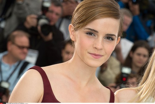 Ema Watson attends the photocall of
