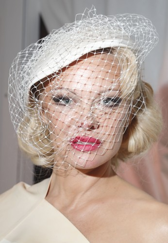 Actress Pamela Anderson attends the Vivienne Westwood Ready To Wear Spring-Summer 2020 collection, unveiled during the fashion week, in Paris, Saturday, Sept. 28, 2019. //BOISIERE_PAMELA01840/1909281629/Credit:BOISIERE/SIPA/1909281629, Image: 473977537, License: Rights-managed, Restrictions: , Model Release: no, Credit line: BOISIERE / Sipa Press / Profimedia