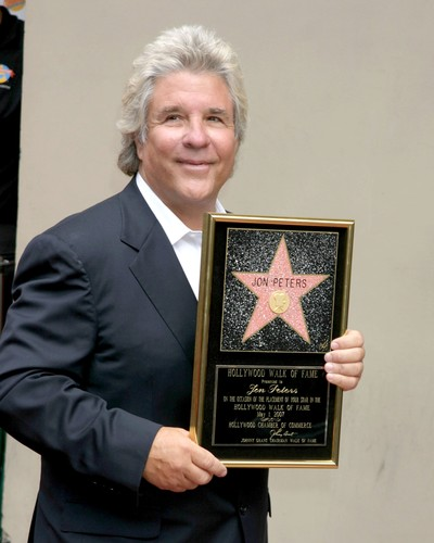 Jon Peters Jon Peters receives a star on the Hollywood Walk of Fame Hollywood & Highland Los Angeles, CA May 1, 2007 ©2007 Kathy Hutchins / Hutchins Photo, Image: 21052701, License: Rights-managed, Restrictions: , Model Release: no, Credit line: ©2007 Kathy Hutchins / Hutchins / Newscom / Profimedia