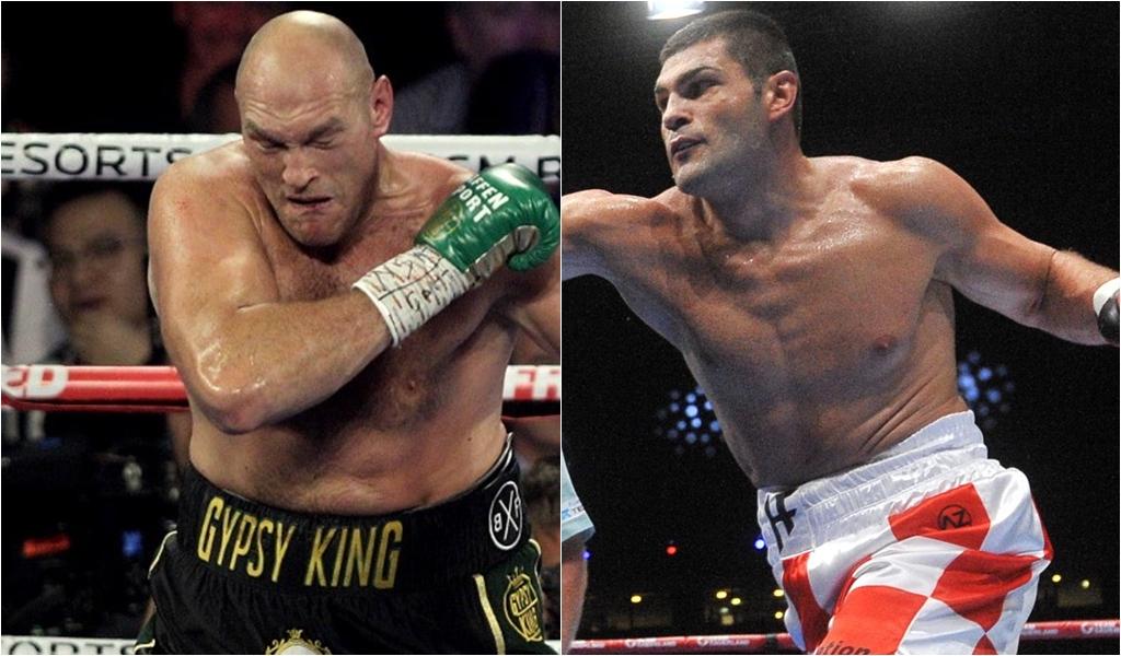 Tyson Fury i Filip Hrgović