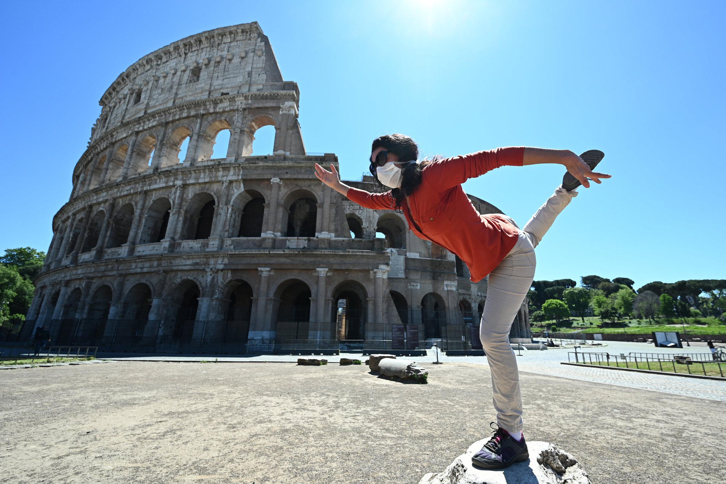 U Rimu i dalje bez gužvi
