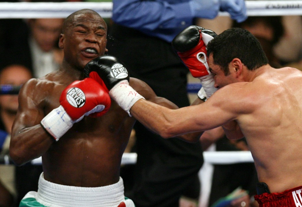 Floyd Mayweather Jr. vs. Oscar De La Hoya