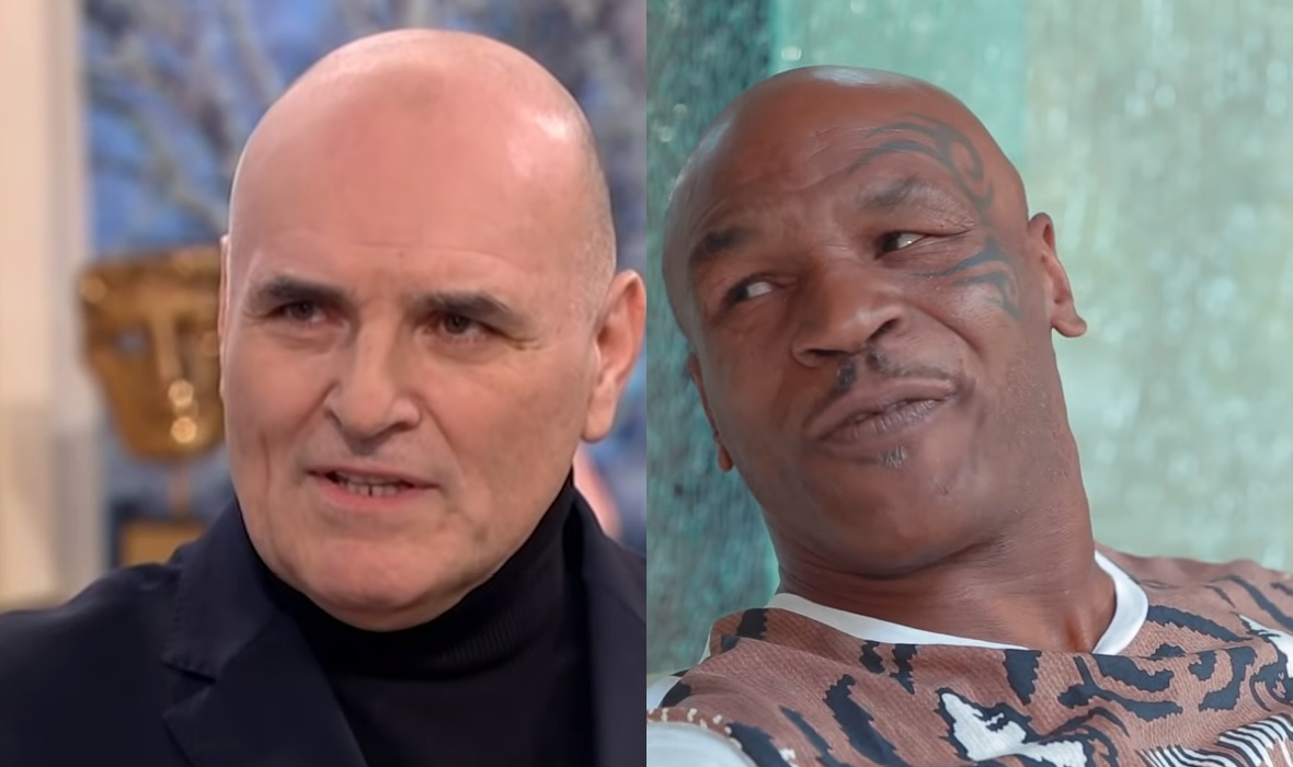 John Fury i Mike Tyson