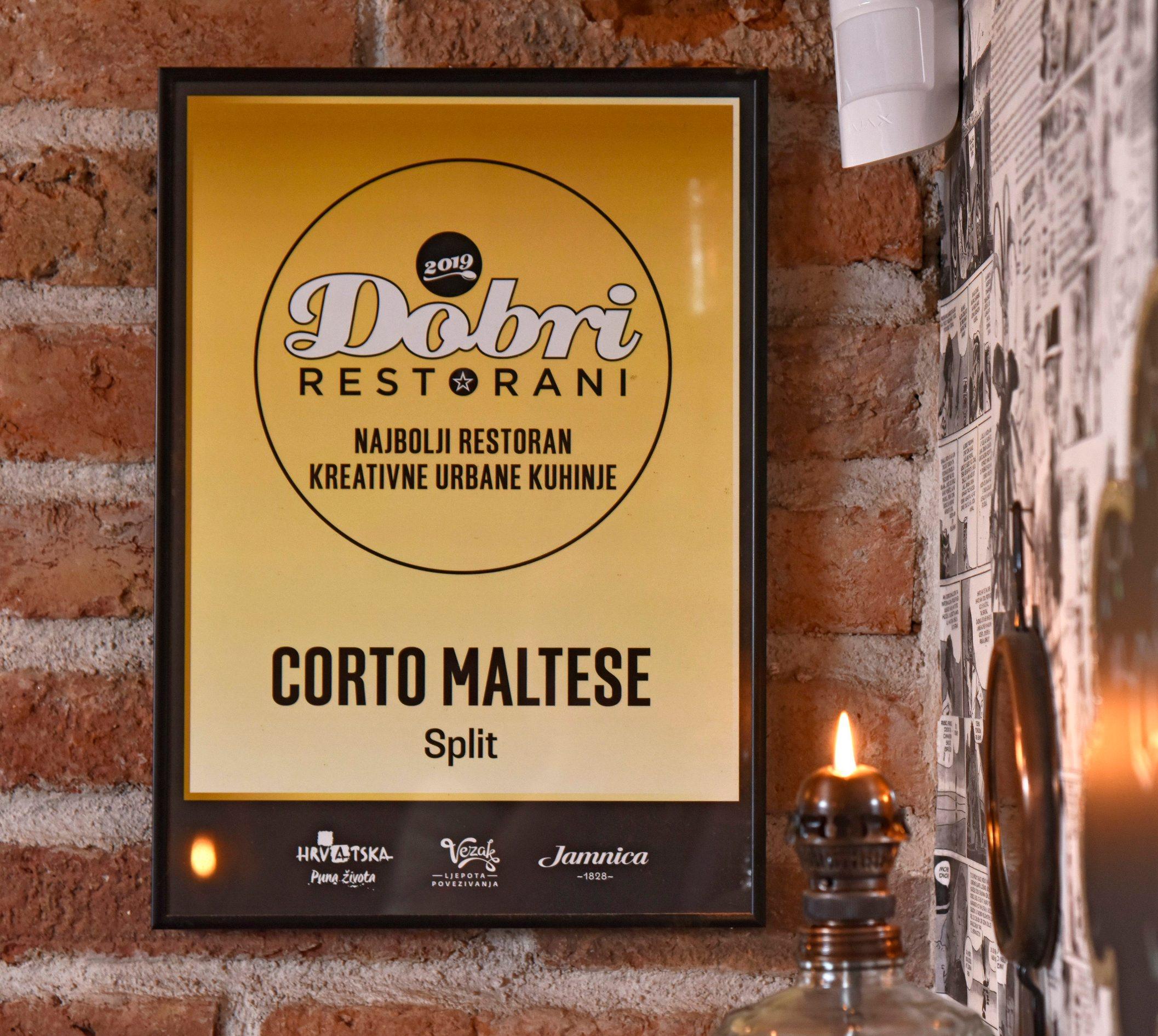 Split,250520 Restaurant Corto Maltese na Obrovu. Na fotografiji: Interijer restorana. Foto: Josko Supic / CROPIX