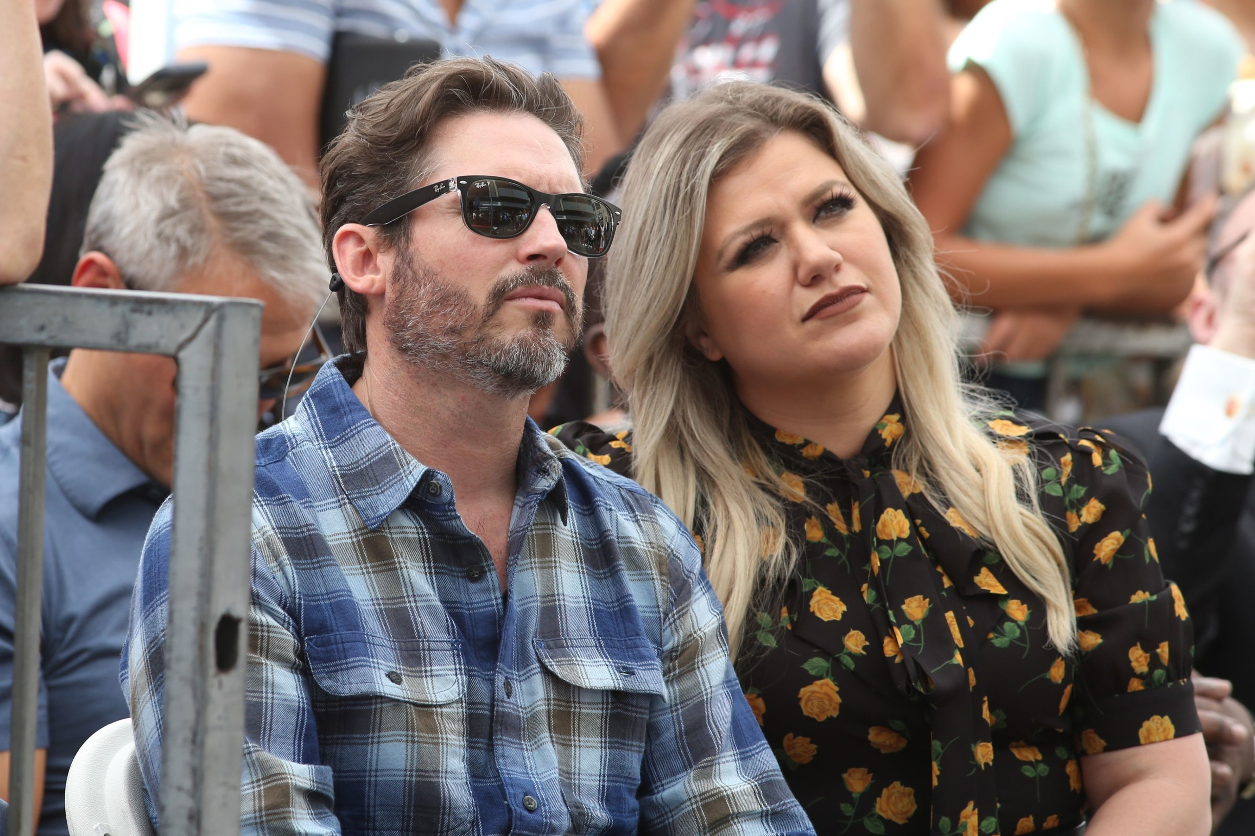 Brandon Blackstock and Kelly Clarkson Simon Cowell honored with a Star on the Hollywood Walk of Fame, Los Angeles, USA - 22 Aug 2018,Image: 383656853, License: Rights-managed, Restrictions: , Model Release: no, Credit line: MediaPunch / Shutterstock Editorial / Profimedia
